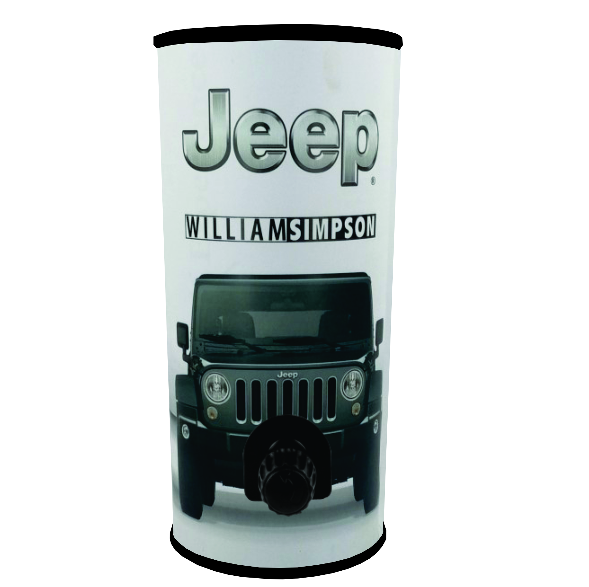 William Simpson Jeep 1lt