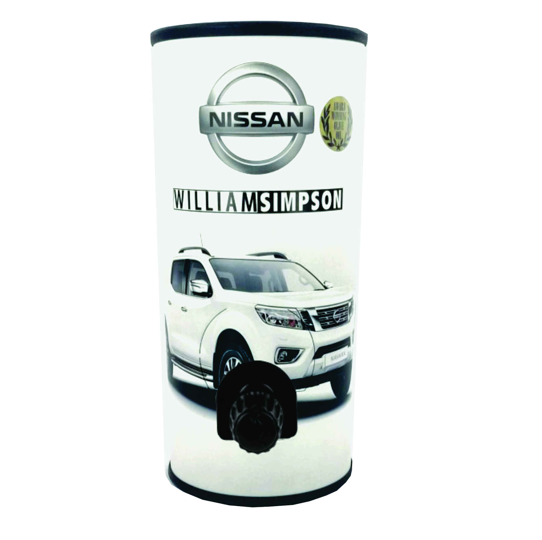 William Simpson Nissan 1lt